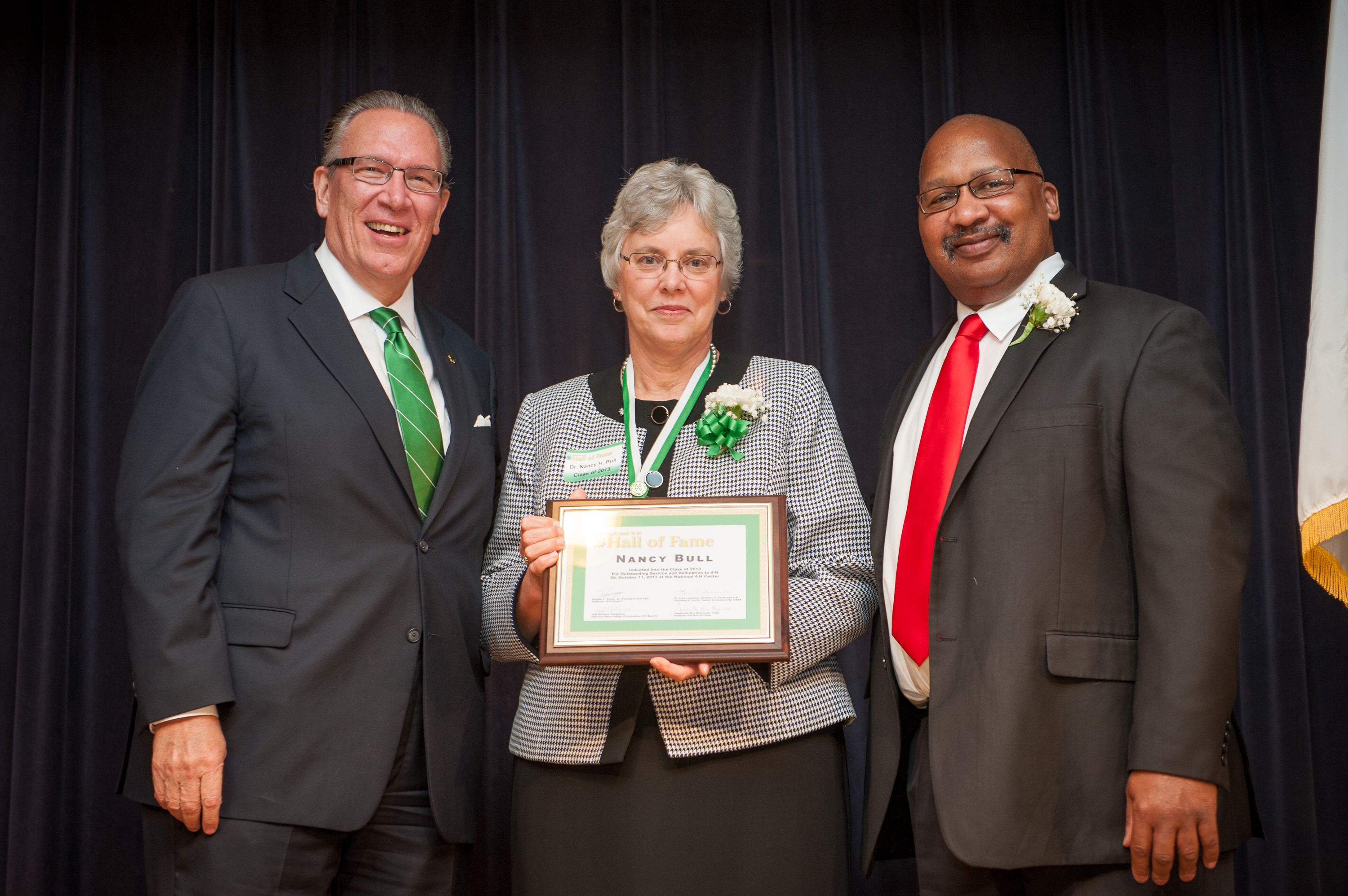 National 4-H Hall of Fame Inductions 2013