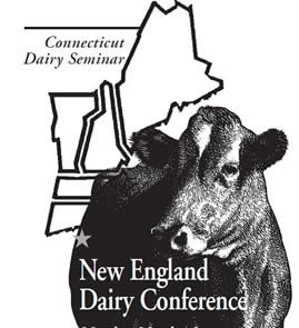 cow and New England states