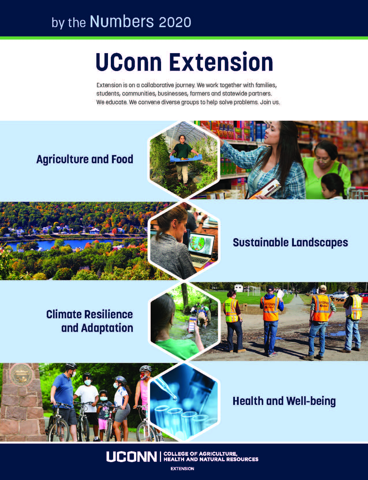Extension Impacts – 2020