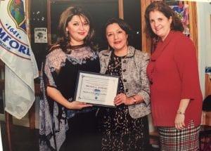 Monica Jimenez UConn PEP graduation