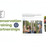 Socially-Distanced Community Conservation Partnerships