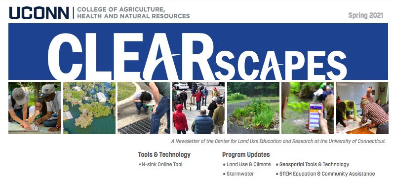 UConn CLEAR Newsletter Spring 2021