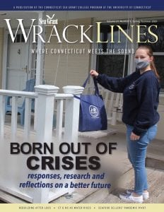 Spring-Summer 2021 Wrack Lines issue