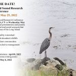2022 Long Island Sound Research Conference Announced