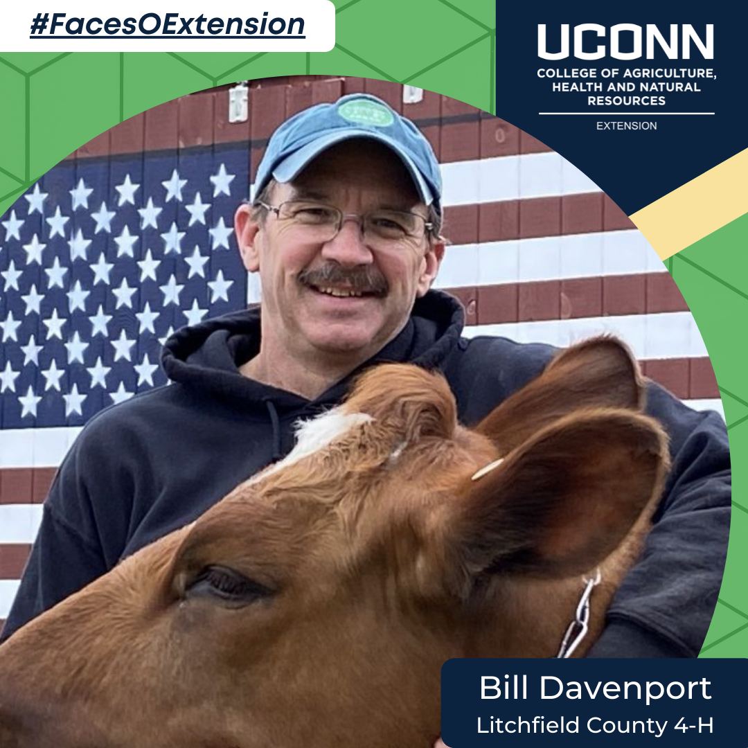 Faces of Extension: Bill Davenport